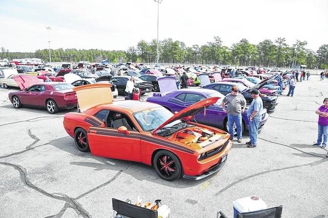 Dandridge Car Show