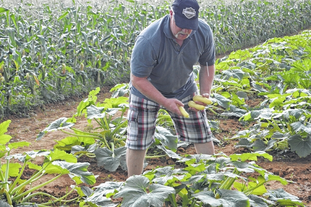 How does God\'s Garden grow?   Richmond County Daily Journal