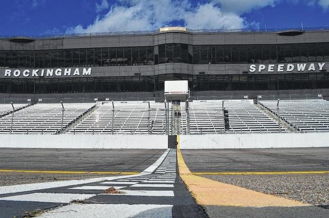 Daily Journal file photo Rockingham Speedway ...
