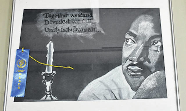 Students Express Meaning Of Mlk Jr Day Through Essays Drawings