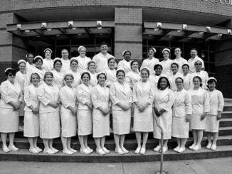 33 Students graduate from the RCC's nursing program