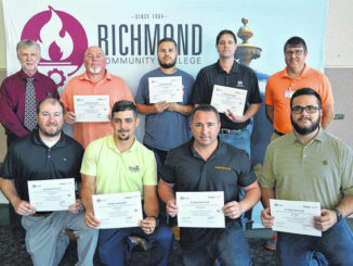 5 Companies complete RCC training to improve productivity