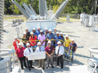 Duke Energy Foundation grant supports substation program