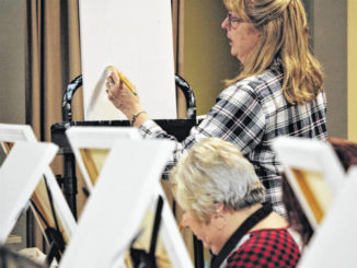 Art studies benefit library