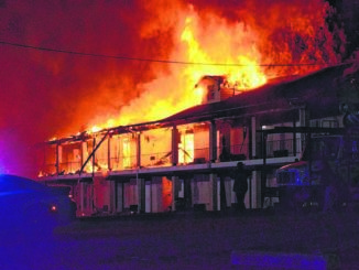 Rising from the ashes: Regal Inn to reopen in spring