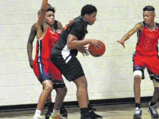Rockets fall to West Hoke in conference title game
