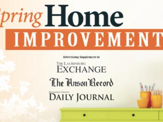 Spring Home Improvement