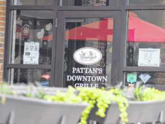 Brandon Tester | Daily Journal                                 Pattan's Downtown Grille opened its doors for dine-in service on Tuesday, the first time the restaurant has been able to offer dine-in option since the COVID-19 pandemic started