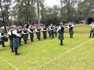 Scottish fairs in the Sandhills