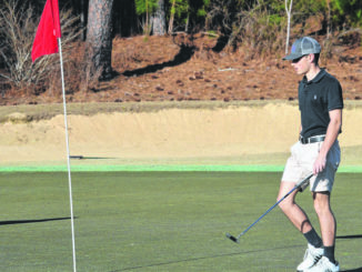 Richmond golfer Rich looks ahead to senior season after COVID-shortened spring