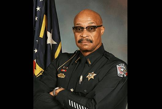 Richmond County Sheriff James E. Clemmons, Jr.                                  Daily Journal File Photo