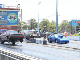 Helmick, Nall winners at MOPARS at the Rock at the Dragway