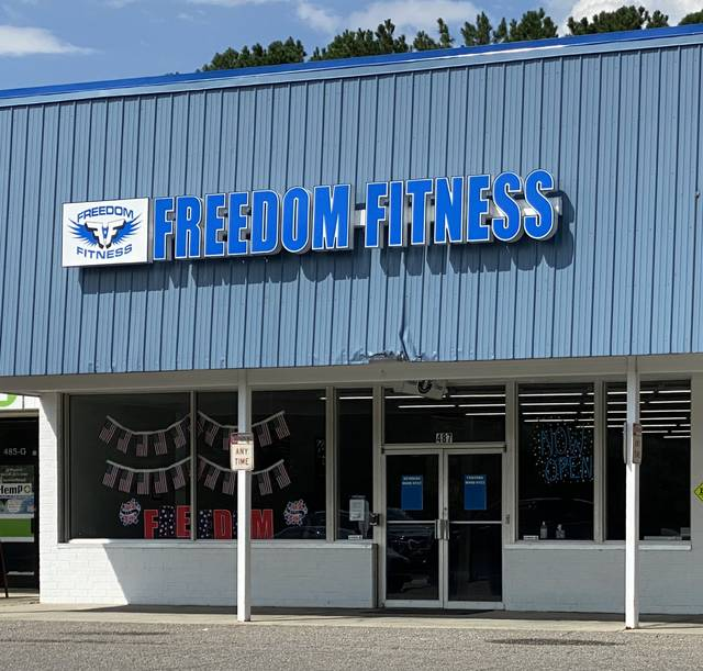 Freedom Fitness Reopens Despite Executive Order Richmond County Daily Journal