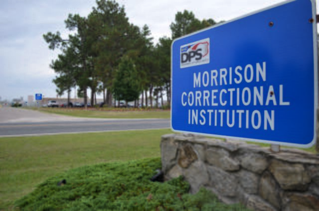 Morrison Correctional Institution                                  Daily Journal File Photo
