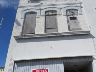 Downtown Rockingham building, other properties auctioned off