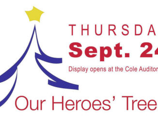 RCC to display 'Our Heroes Tree' starting Sept. 24