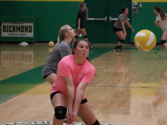 VIDEO: Volleyball counting down the days to practice, start of season