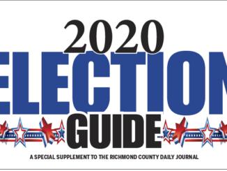 2020 Election Guide, Richmond Co, NC
