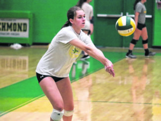 Raider volleyball happy to finally play, challenge for conference title