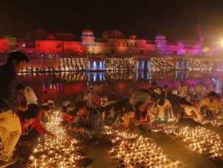 Local families celebrate Diwali during holiday season