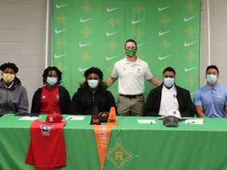 VIDEO | Five Richmond players sign with Division I programs