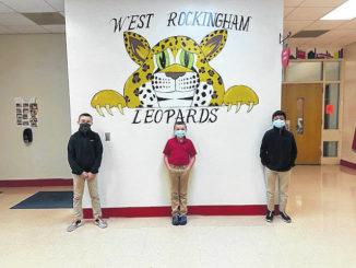 West Rockingham names honor roll for 3rd nine weeks