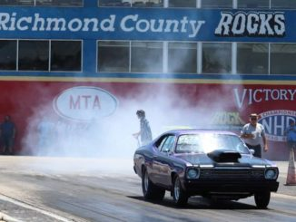 Rockingham Dragway to host 30th MOPARS at the Rock Saturday