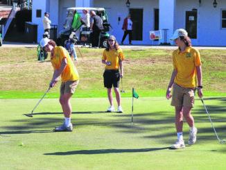 Richmond boys' golf qualifies for regionals, girls wrap up season