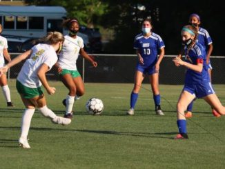 Richmond girls' soccer spoils Scotland's Senior Night with 8-0 win