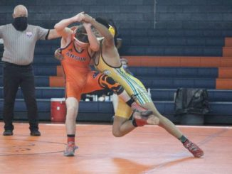 Richmond wrestling opens season with pair of wins