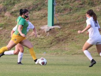 Lady Raiders' fast start leads to 4-0 win over Purnell Swett