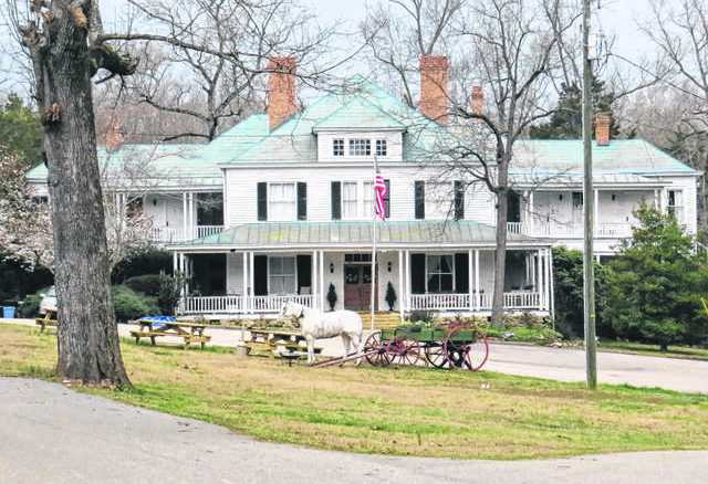 Daily Journal file photo                                 The Buckeridges have owned the Ellerbe Springs Inn since 2013. The Inn has hosted Eleanor Roosevelt, was the site of a rally for President Donald Trump featuring his son Eric on the 2020 campaign trail, and has been the backdrop for numerous weddings and other celebrations.