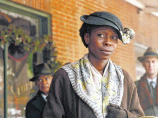 """Photo by Warner Bros/Kobal/Shutterstock                                 Whoopi Goldberg in """"The Color Purple"""" (1985), directed by Steven Spielberg. The film was shot in Anson and Union counties."""