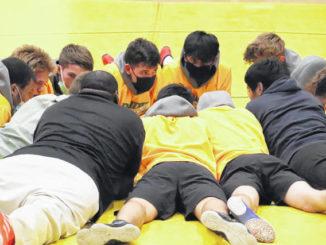 Richmond wrestling wraps up season at regionals