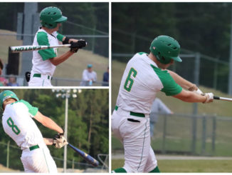 Three earn all-conference honors for Richmond baseball