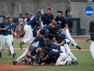 Local alums help lead Wingate baseball to D-II national title