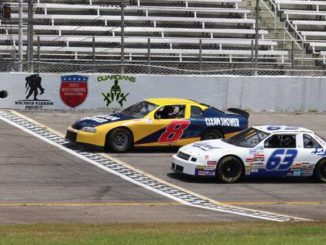 VIDEO | Car enthusiasts race for charity on Speedway track