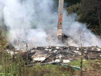 VIDEO | Another East Rockingham structure burns
