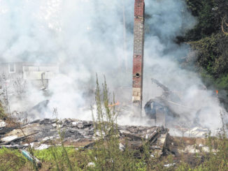 Abandoned structure fires continue