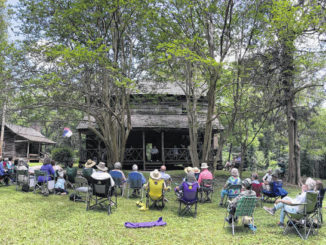 Moore Co. Historical Association holds annual meeting