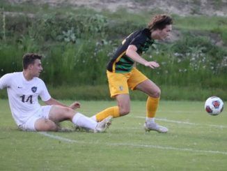 Raiders hold off Cape Fear in 6-5 goalfest