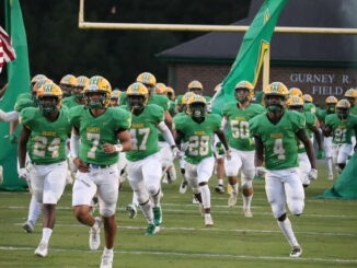 The Raiders take to the field Friday night against South View.                                  Neel Madhavan | Daily Journal