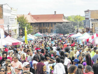 File photo                                 The scene on Main Street during the 2019 Seaboard Festival.