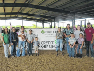 Local 4-Hers compete in Goat Show