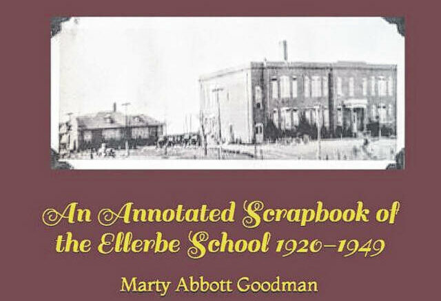 The book is the first by Marty Abbott Goodman.