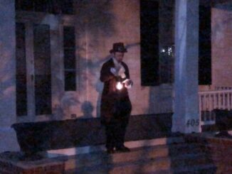 Ghost Walk offers a spooky history lesson